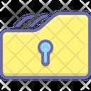 Encryption Data Protection Icon