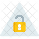 Lock Encryption Error Icon