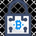 Encryption Bitcoin Encryption Bitcoin Safe Icon