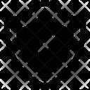 Encryption Protection Shield Icon