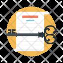 Encryption Data Security Icon