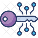 Padlock Data Gdp Icon