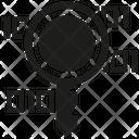 Encryption Key Encryption Lock Icon
