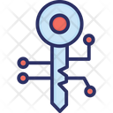 Encryption Key Icon
