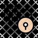 Unlock Accessed Open Icon