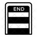End Zone Icon