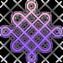 Endless Knot Icon