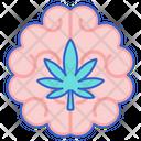 Endocannabinoids Weed Cannabinoid Icon