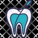 Endodontics Root Canal Treatment Icon