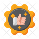 Endorsement Countenance Approval Icon