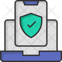 Endpoint Security Shield Security Icon