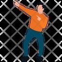 Energetic Employee Icon