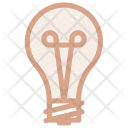 Energy Idea Light Icon