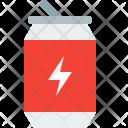 Energy Tin Icon