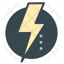 Industry Energy Bolt Icon
