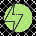 Energy Power Battery Icon
