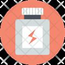 Energy Medicine Drug Icon