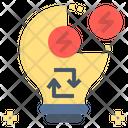 Energy Power Engine Icon