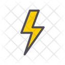 Energy Electricity Electric Charge Icon