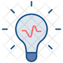 Bulb Energy Idea Icon