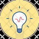 Bulb Energy Idea Icon