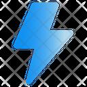 Energy Power Lightning Icon