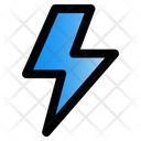 Energy Power Lightning Icon
