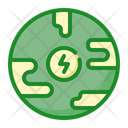 Energy Ecology Nature Icon
