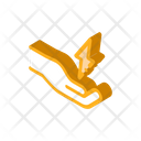 Energy Strong People Icon