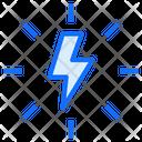 Energy Power Light Icon
