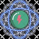 Energy Power Ecology Icon