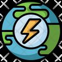 Energy Energetic Consumption Icon