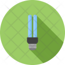 Energy Saver Bulb Icon