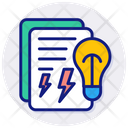 Energy Concept Icon
