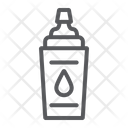 Sport Bottle Fitness Icon
