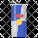 Redbull Energy Drink Icon
