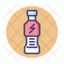 Energy Drink Drink Radioactive Energy Drink Icon
