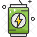 Energy Drink Juice Drink Icon