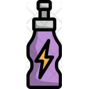 Exercise Bottle Fitness Icon
