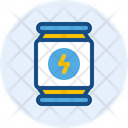 Energy Drink Drink Energy Can Icon