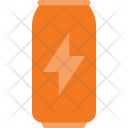 Energy Can Drink Icon