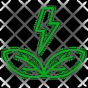 Green Energy Energy Eco Icon