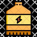 Energy Gel Mineral Energy Gel Energy Mineral Icon