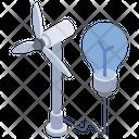 Energy Generator Icon