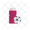 Juice Drink Soccer Icon