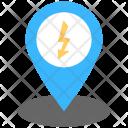 Energy Location Icon