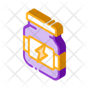 Workout Fitness Supplement Icon