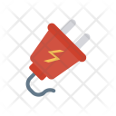 Energy Connector Power Icon