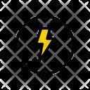 Energy Power Flash Icon