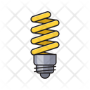 Energysaver Bulb Light Icon